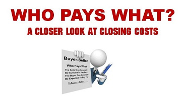 Who Pays Closing Costs