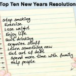 New Year's Resolutions for 2018