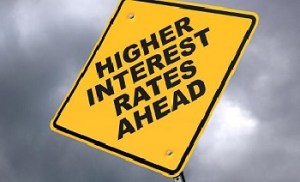 A Year of Interest Rates Rising
