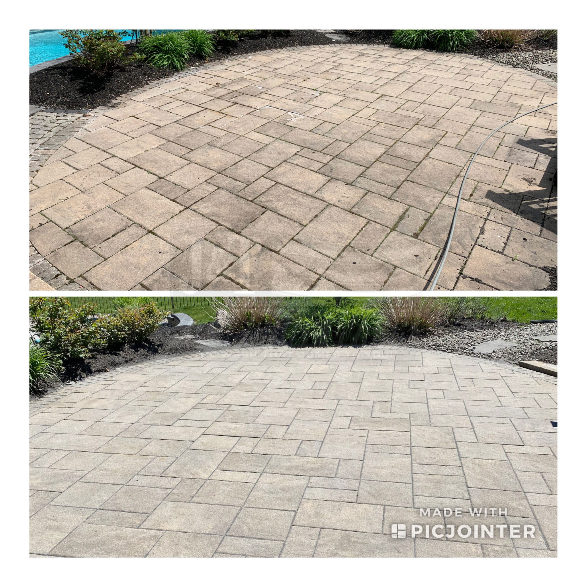brick paver cleaning j t mobile wash