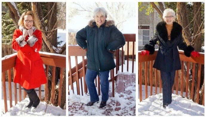 all three1 cold weather outerwear for the 50's, 60's & 70's