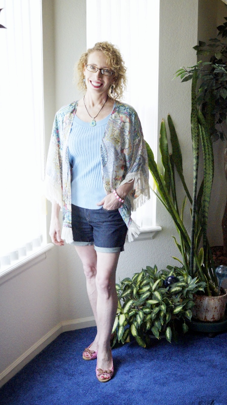 Kimono for Women over 50