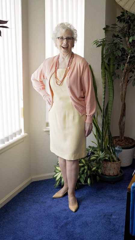 Women over 70 & Summer wedding outfits