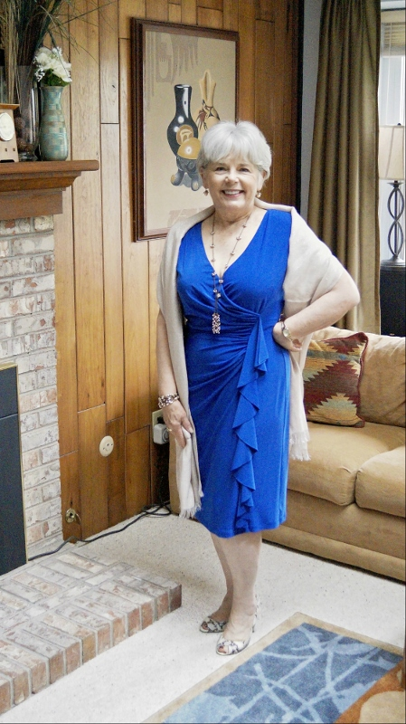 Women over 60 and wedding outfits