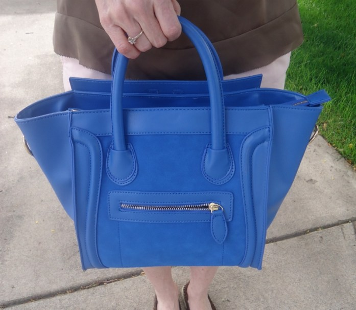 Bright Handbags for the 50's, 60's, & 70's.