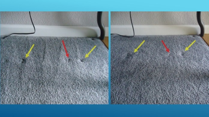 Carpet Indents