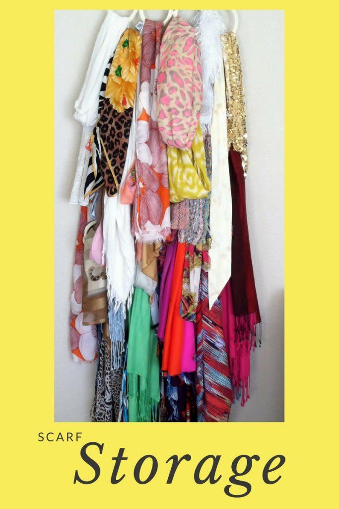 Organization in your closet