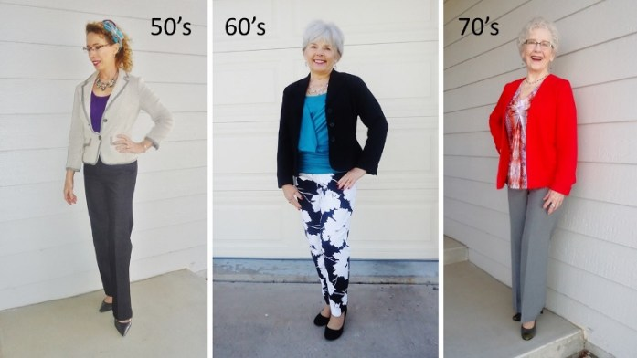 covered perfectly shirts for the 50, 60 & 70 year old women