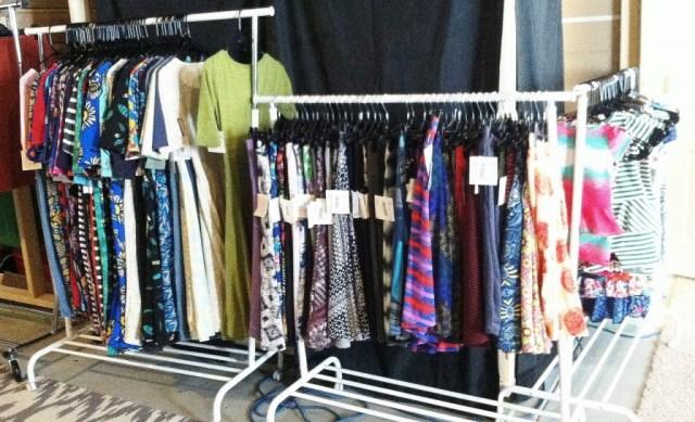LulaRoe clothing for women 50+.