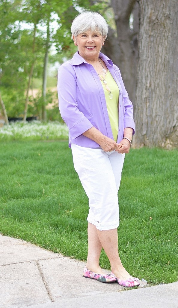 Lilac for women over 60