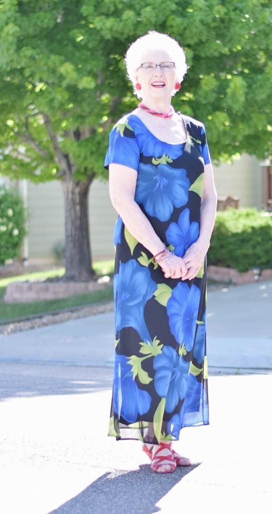 Summer Sundress for 4 generations