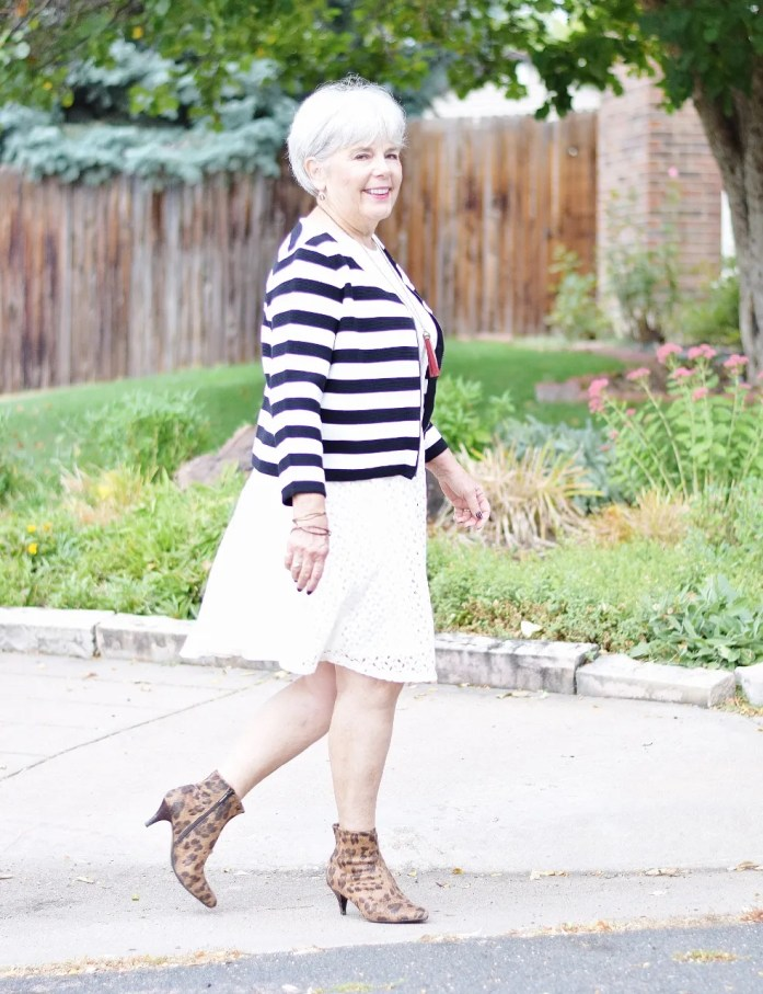 Ankle Boots and Skirts for Women