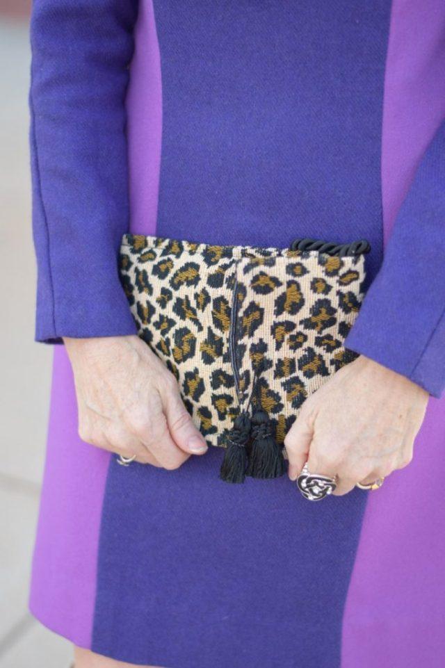 Women in their 50's, 60's, & 70's wearing animal prints