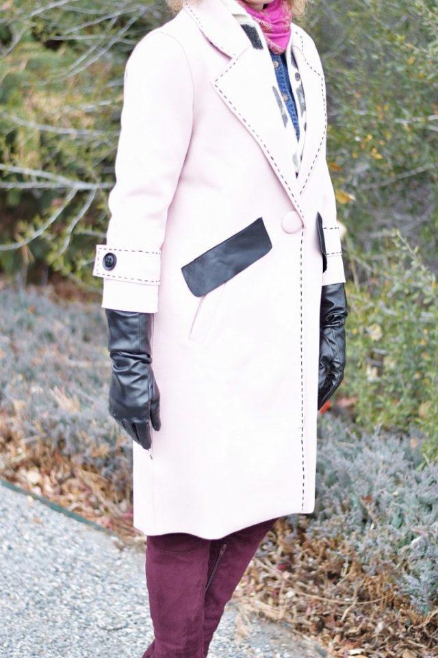 VIPme coats for women over 50.