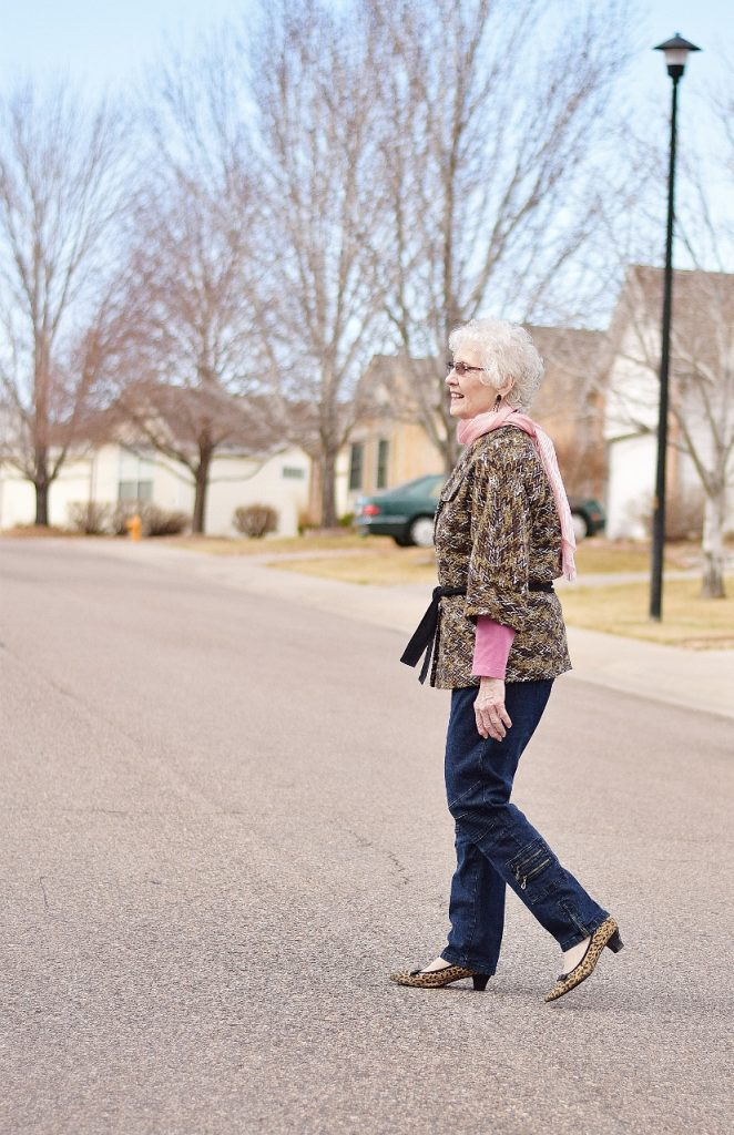 Style & Fashion for Women over 40.