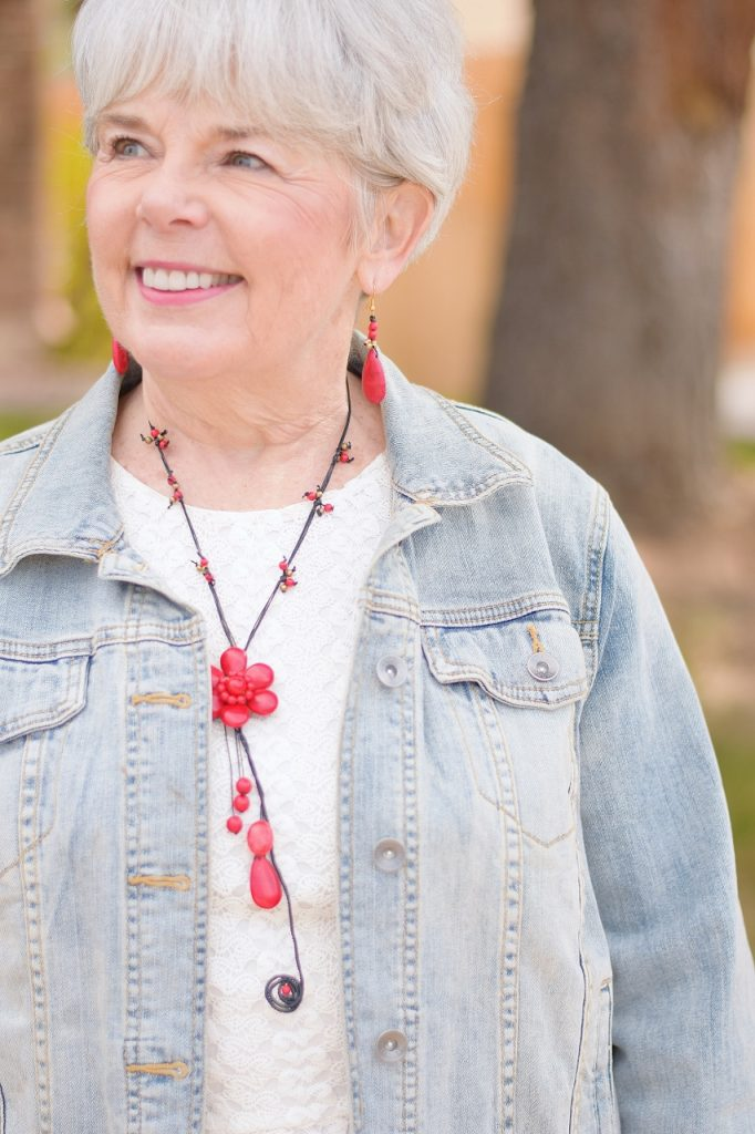 Mixing Styles is fun for 60+ women
