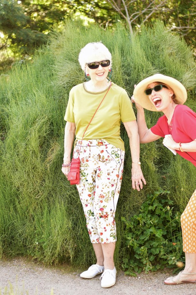 Summer Event Style for Women 70+