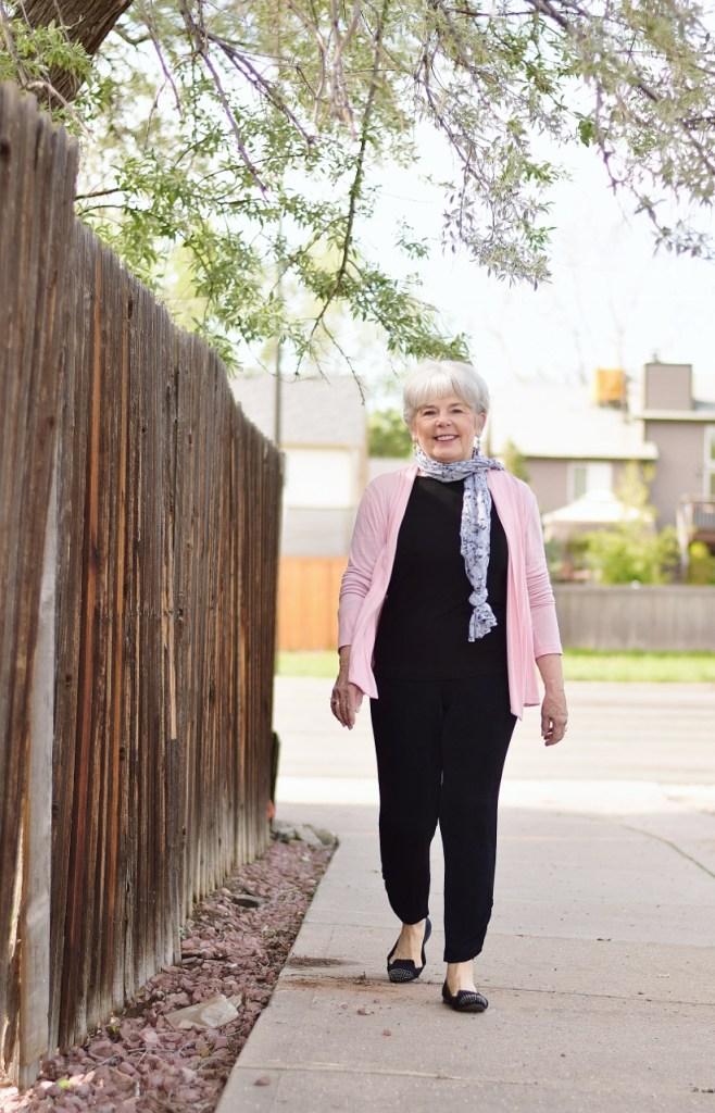 Older Women & Travelling