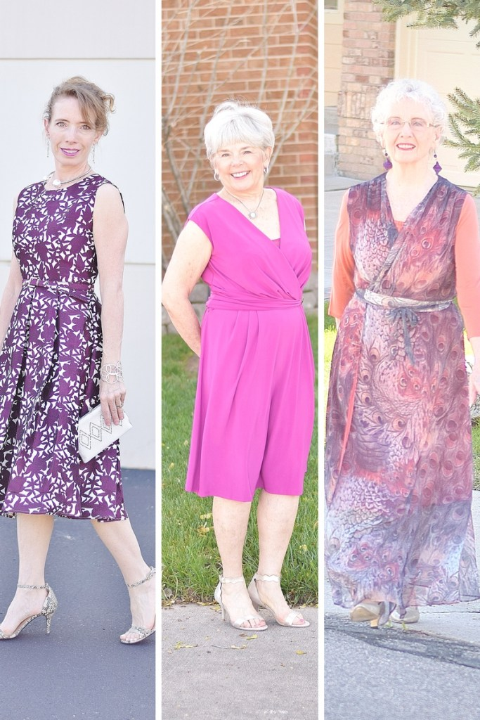 Fabulous dresses for 3 different Generations for the Summer