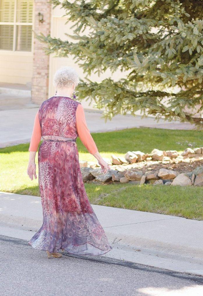 Online Shopping for Older Women