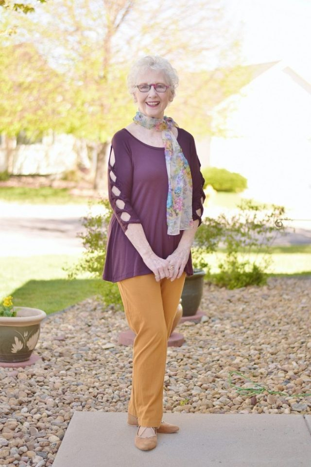Style & Fashion for Women Over 70