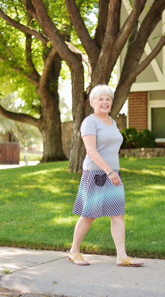 classic to modern separates for women 60+