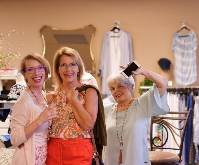 local boutiques summer styling
