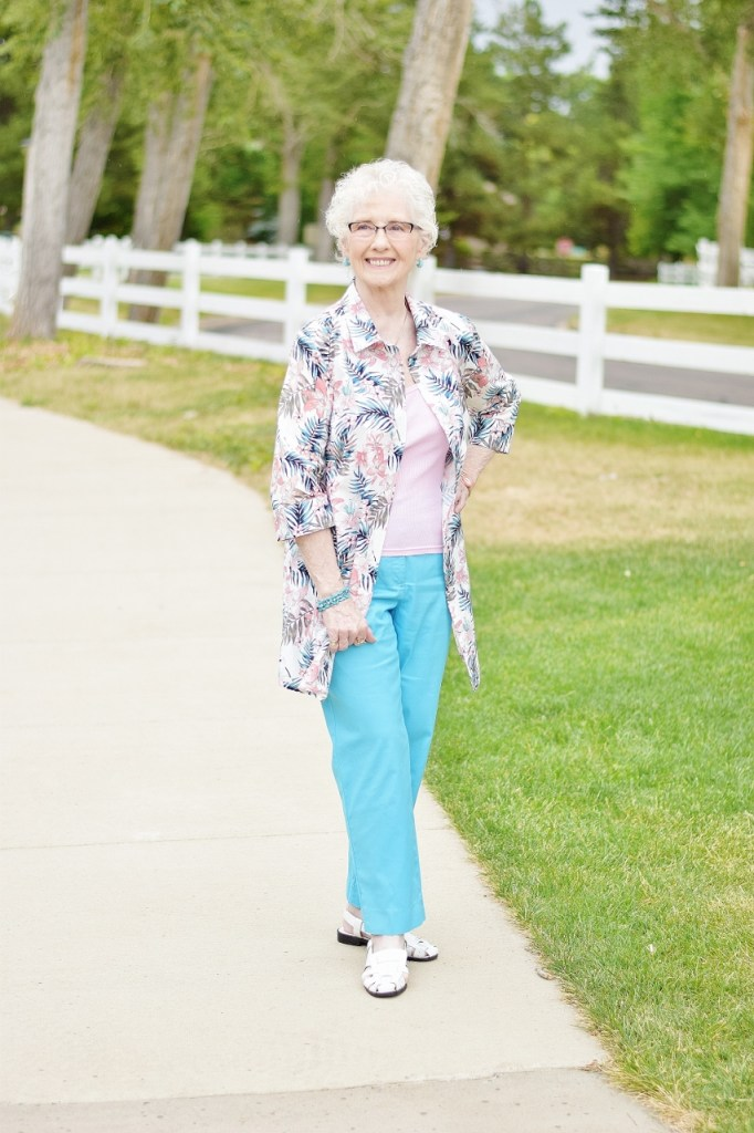 Away style for Women over 70