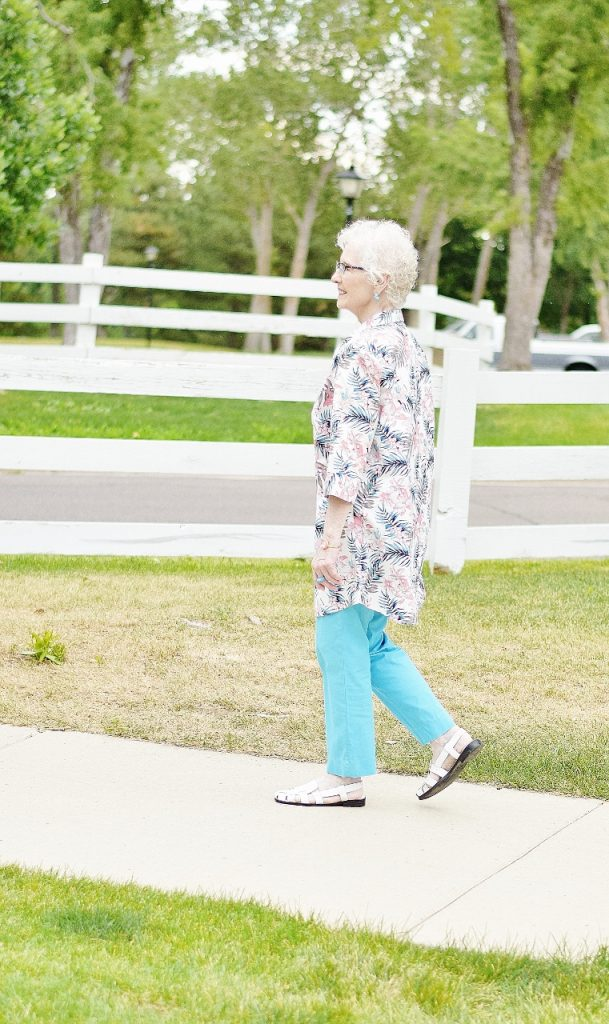 Style over 70 and away style