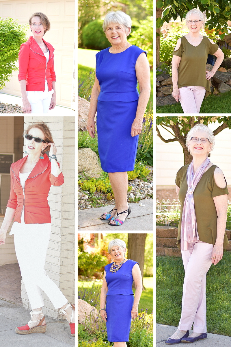 Accessories with Solids