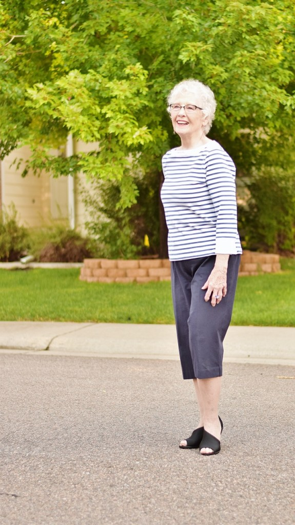 French Chic Style for Women over 70