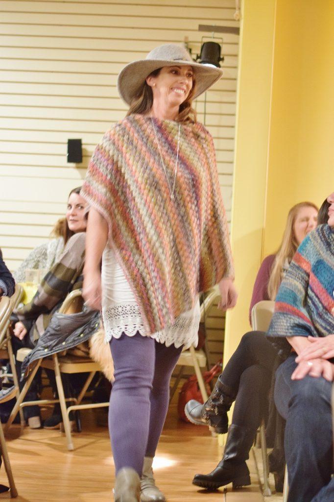 More ponchos for fall fashion