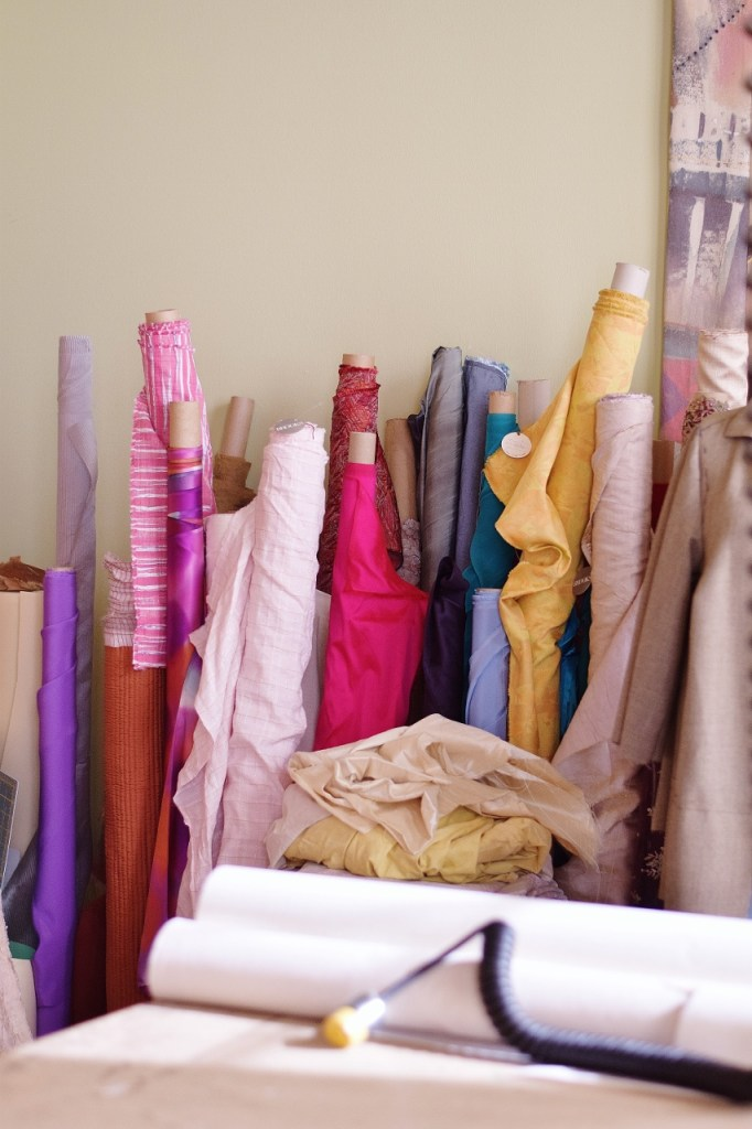 Brook's Tunics and the materials