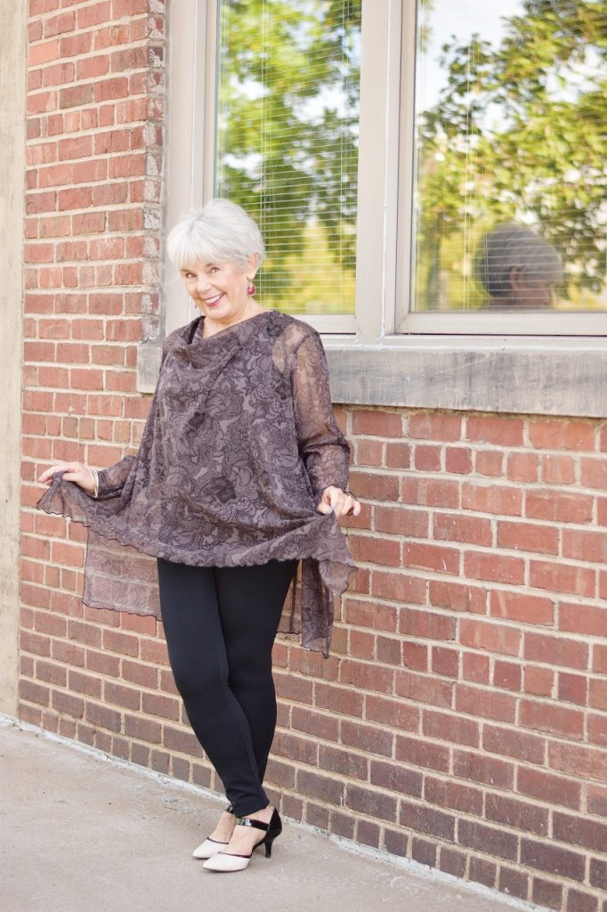 Brook's Tunics for Women over 60