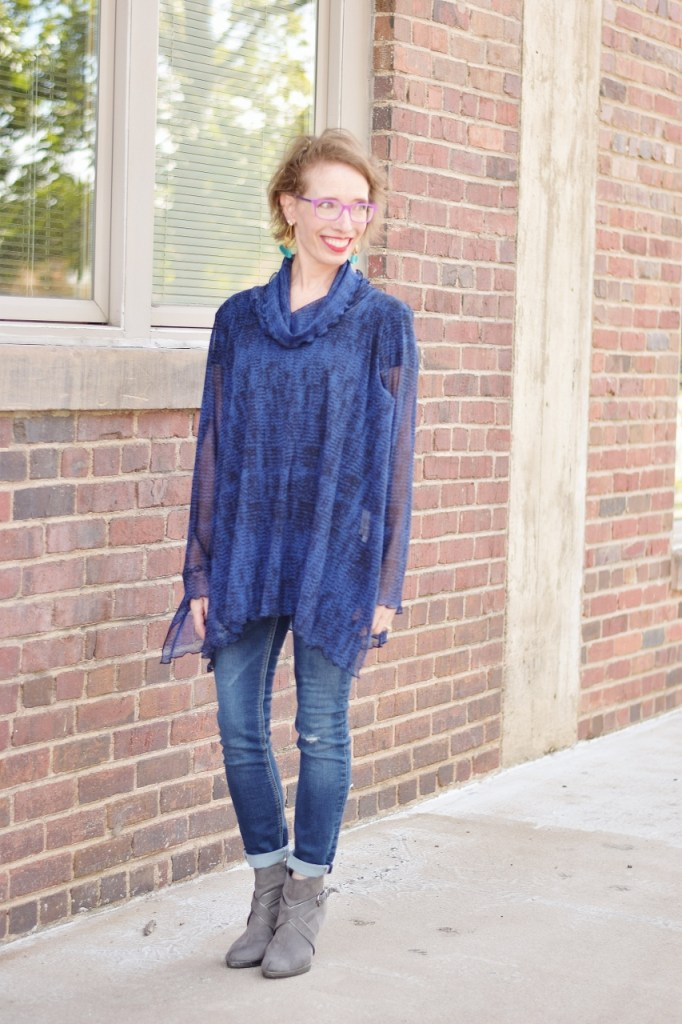 Brook's Tunics made for Women