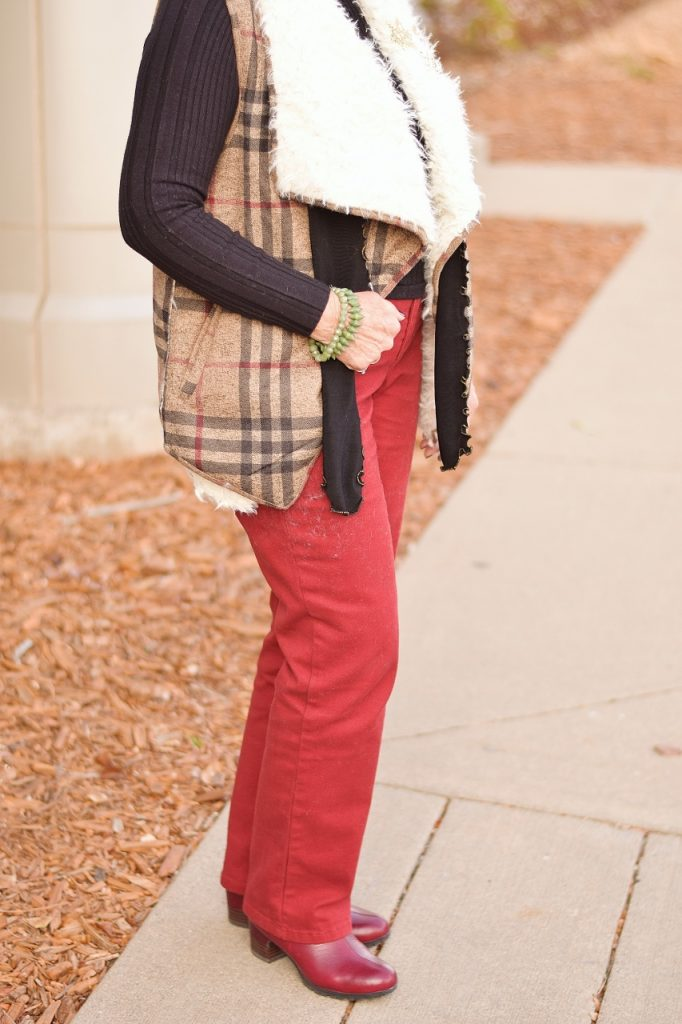 Holiday inspired looks for casual
