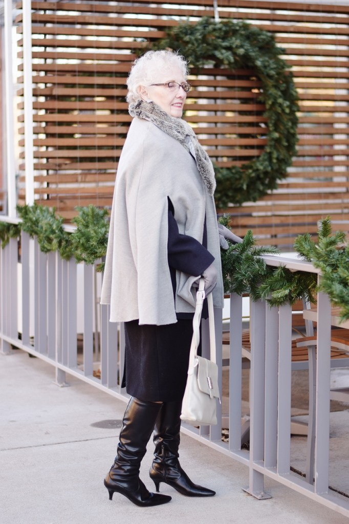 Layering coats for older women style