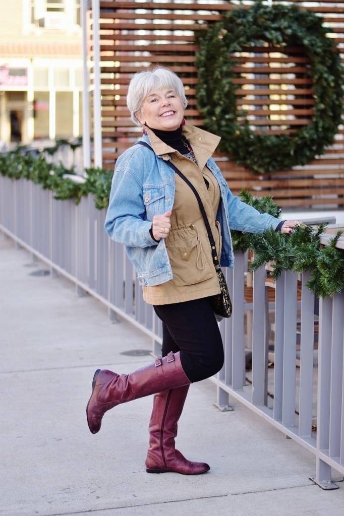 Layering coats for women over 60 style