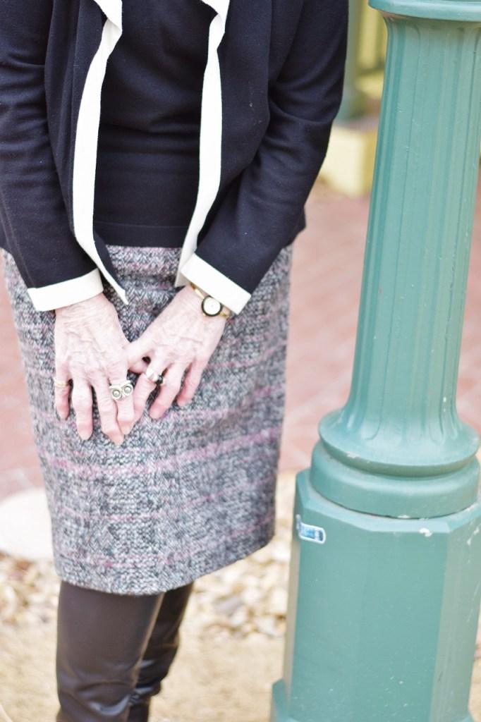 Minimalist outfits details