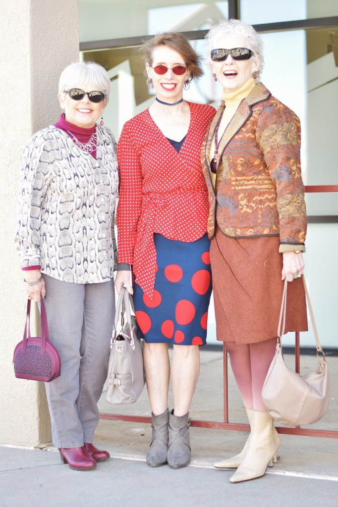Your colors to look great for women over 50