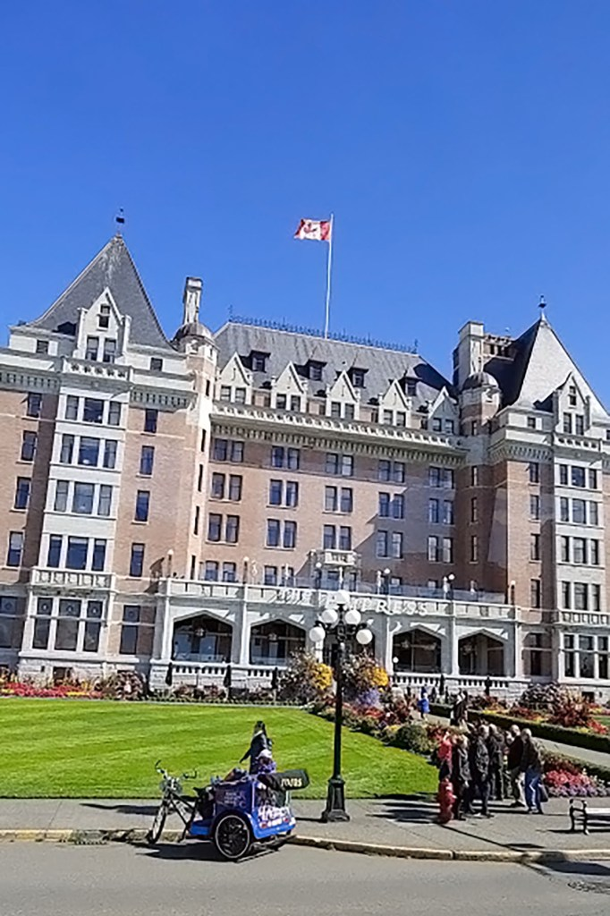 Alaska shore excursions in Victoria in September