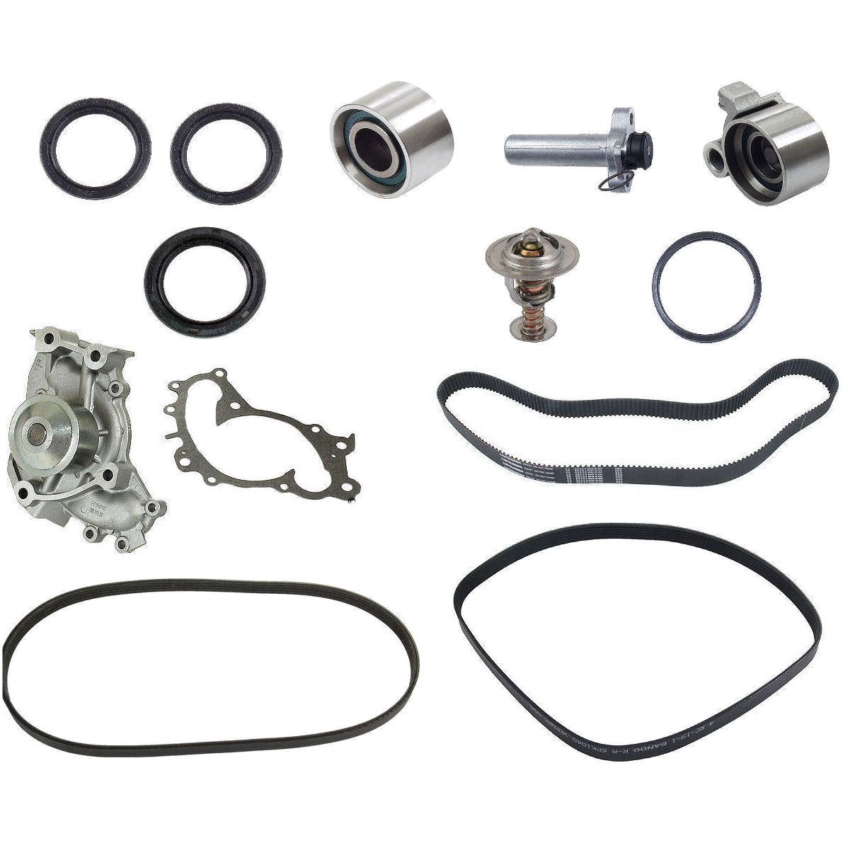 Timing Belt Water Pump Kit For Lexus Rx300 3 0 V6