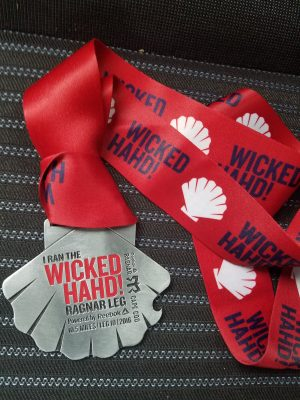 Wicked Hahd Medal
