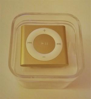 New iPod Shuffle - 03222017