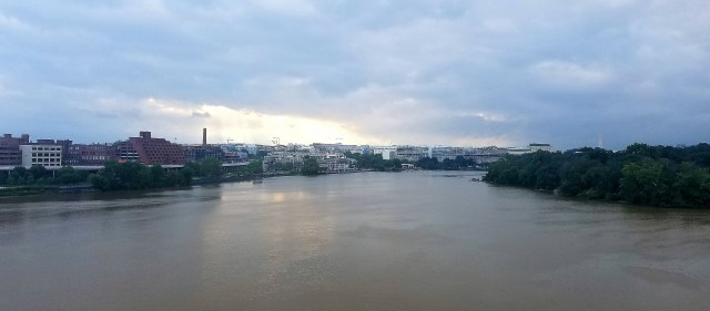 Key Bridge View - 07292017