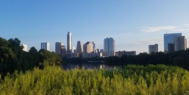 Recovery Run in Austin - 07152017