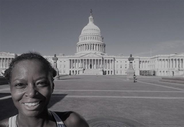 Capitol Building Selfie - 09292017