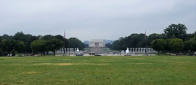 Lincoln Memorial View - 09132017