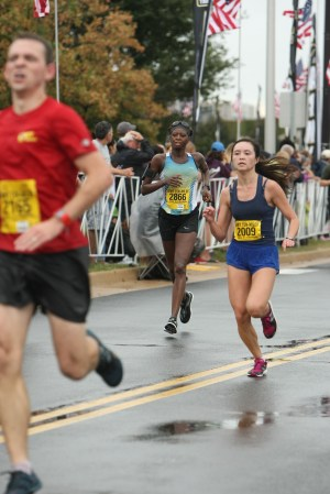 2017 Army Ten Miler - Finish Line