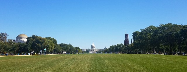 The National Mall - 10032017